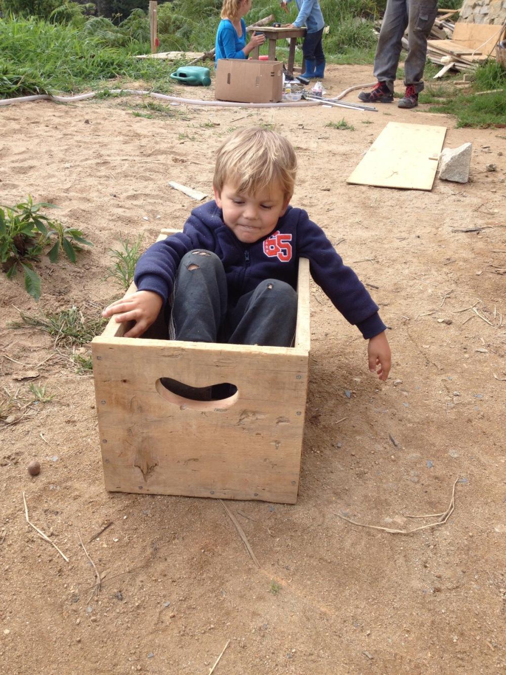 Scaff box